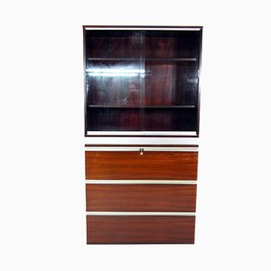 Rosewood Cabinet by Ico Luisa Parisi for Mim Roma, 1970s