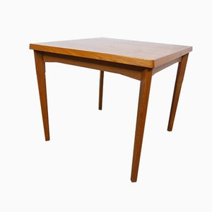 Teak Dining Table by S.Burchardt Nielsen, 1980s