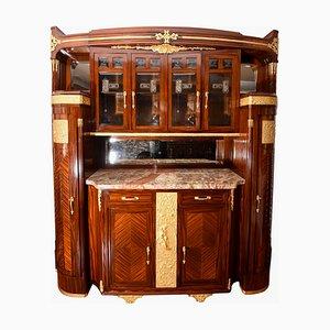 Canapé Antique en Acajou par Giambattista Gianotti