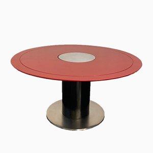 Tavolo da pranzo postmoderno, anni '70