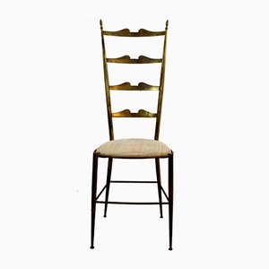Brass Dining Chair, 1950s