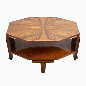 Italian Coffee Table, 1930s