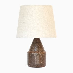 Stoneware Base Table Lamp by Rolf Palm, 1962