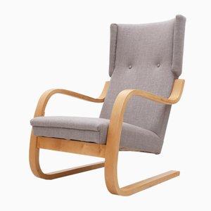 Model 401 Armchair by Alvar Aalto for Artek, 1940s
