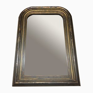 Small Antique Louis Philippe Mirror