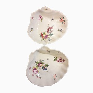 Antique Bowls from Meissen, Set of 2