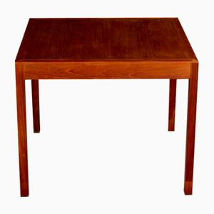 Table Basse en Teck par Hans J. Wegner pour Andreas Tuck, 1960s