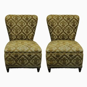 Side Chairs, 1950s, Set of 2