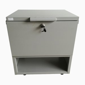 Vintage Series 45 SVC 2500 Filing Cabinet by Ettore Sottsass for Olivetti Synthesis