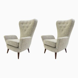 Armchairs by Sala Madini for Decortex Firenze, 1950s, Set of 2