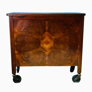 Antique Bar Cart from Harrods