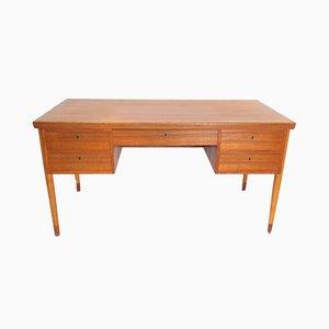 Schreibtisch aus Teak von Børge Mogensen für Søborg Møbelfabrik, 1950er