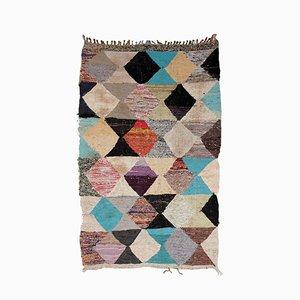 Vintage Carpet from Boucherouite