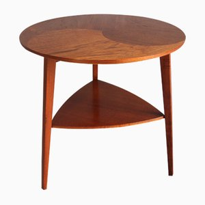 Danish Teak Coffee Table by Holger Georg Jensen for Kobus, 1960s