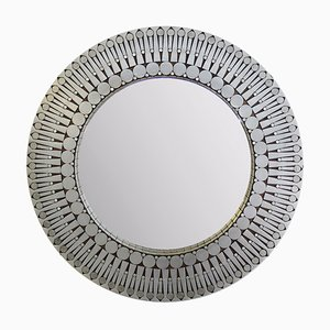Round Wall Mirror by Raf Verjans, 1970s