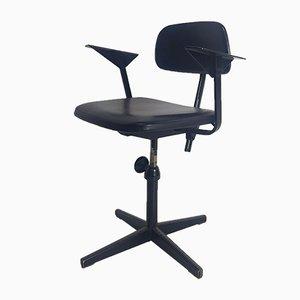 Dutch Desk Chair by Friso Kramer for Ahrend De Cirkel, 1960s