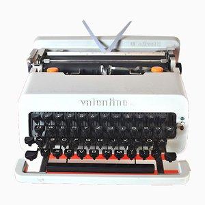Máquina de escribir de Ettore Sottsass para Olivetti Synthesis, años 60