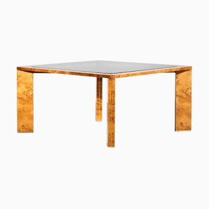 Dining Table by Willy Rizzo, 1970s