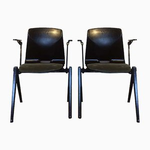 Model S22 Dining Chairs from Galvanitas, 1960s, Set of 2