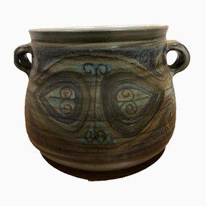 Vintage Pot by Jean de Lespinasse, 1963