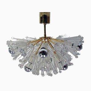 Mid-Century Snowball Deckenlampe von Rupert Nikoll für Emil Stejnar