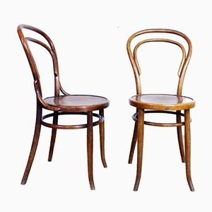 Dining Chairs from Horgenglarus, 1930s, Set of 2