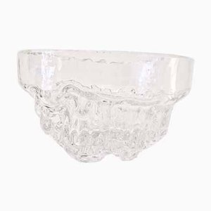 Vintage Scandinavian Glass Bowl