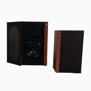 Vintage Model Corelli 1051 Speakers from Kef, Set of 2