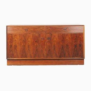 Dänisches Sideboard & Bücherregal aus Palisander von Brouer Møbelfabrik, 1960er