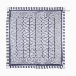 Blue Tangled Up Tea Towel from Vantot
