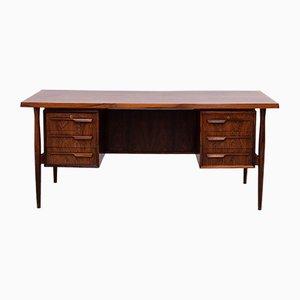 Mid-Century Schreibtisch aus Palisander