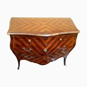 Louis XV Style Rosewood Dresser, 1950s