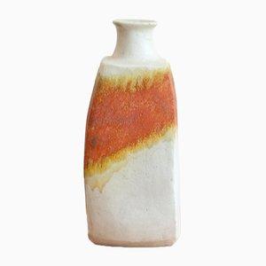 Mid-Century Keramikvase von Marcello Fantoni, 1960er