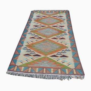 Vintage Art Deco Kilim Carpet