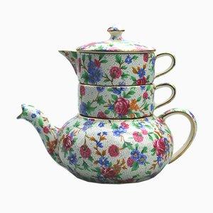 Art Deco Tea Set by Grimwades for Royal Winton, 1930s