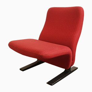 Model Concorde F780 Lounge Chair by Pierre Paulin for Artifort, 1970s