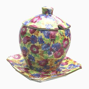 Vaso Preserve di Grimwades per Royal Winton, 1934