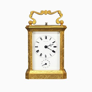 Antique Clock from Paul Garnier, 1860s