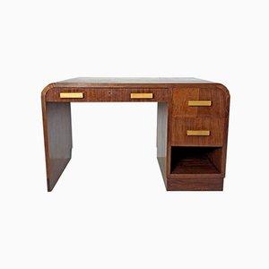 Art Deco Rosewood Desk, 1930s