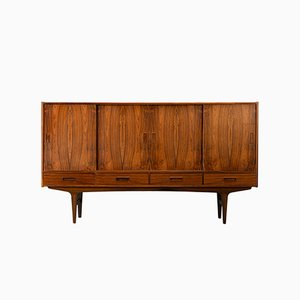 Danish Rosewood Sideboard by Borge Sendal for P. Westergaard Mobelfabrik., 1960s