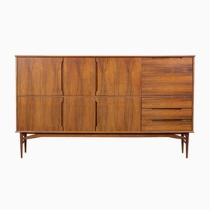 Mid-Century Rosewood Model Fredericia Sideboard, 1960s