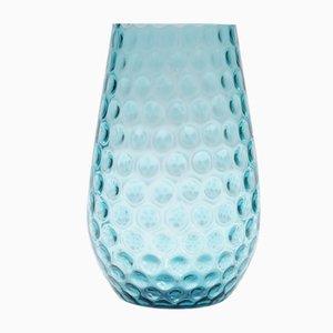 Mid-Century Glass Vase from Borskie Sklo, 1960s