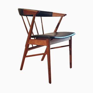 Teak Armchair by Helge Sibast for Sibast, 1950s
