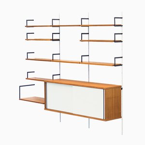 Wall Unit by Cees Braakman for Pastoe, 1960s