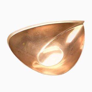 Vintage Copper Bowl by Tapio Wirkkala for Kultakeskus Oy