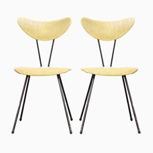 Model 103 Dining Chairs by Willem Hendrik Gispen for Kembo, 1950s, Set of 2