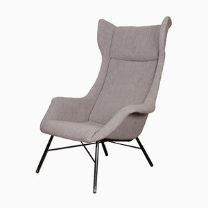 Lounge Chair by Miroslav Navratil for Ton, 1960s