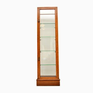 Antique Victorian Mahogany Cabinet by F. Maund & E. Berg