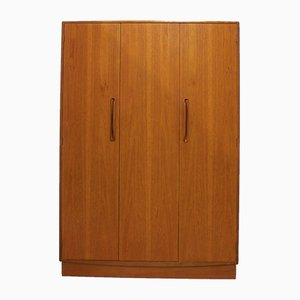 Teak Triple Wardrobe from G-Plan, 1960s