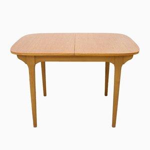 Ausziehbarer Esstisch aus Teak von Nathan, 1960er